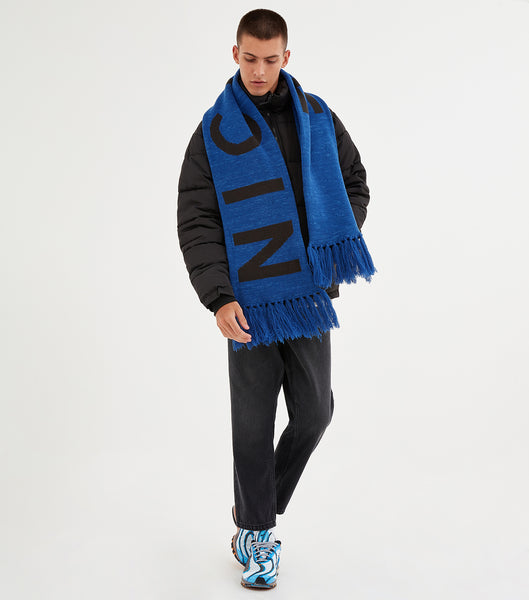 NICCE Unif Large Scarf | Blue, Scarves