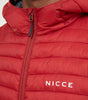 NICCE Mens Maidan Jacket | Loganberry, Outerwear