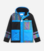 NICCE Mens Ambush Jacket | Iridescent, Outerwear