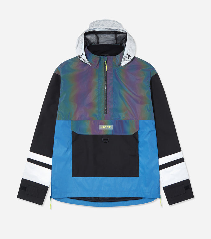 NICCE Mens Charge Cagoule | Iridescent, Outerwear