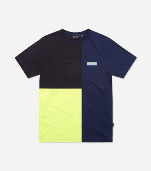 NICCE Mens Siege T-Shirt | Deep Navy