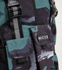 NICCE Zil Chest Harness Bag | Acid Camo, Bags
