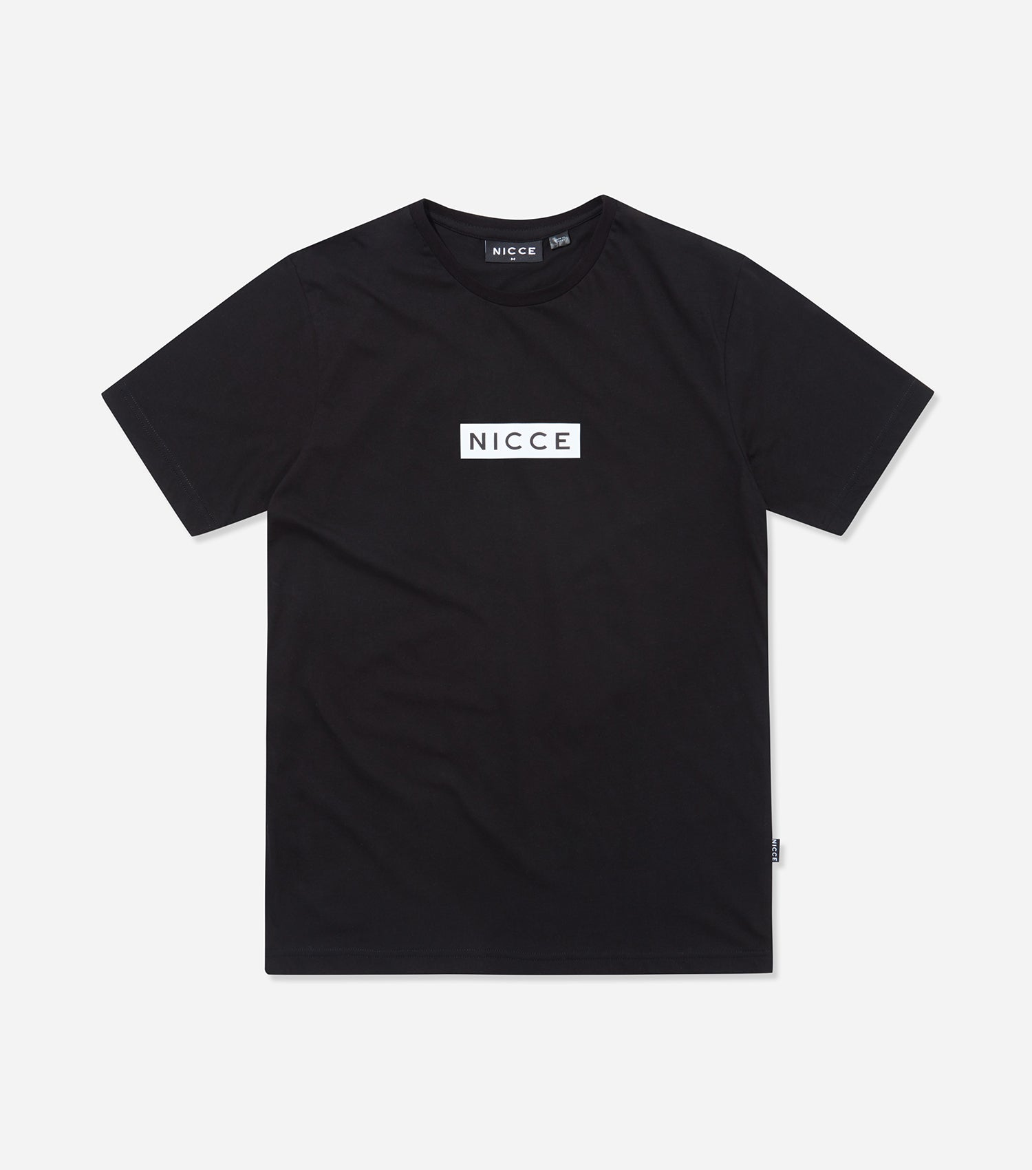 NICCE Mens Base T-Shirt | Black, T-Shirts