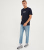 NICCE Mens Base T-Shirt | Deep Navy, T-Shirts