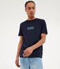 NICCE Mens Base T-Shirt | Deep Navy/Blue Mirage, T-Shirts