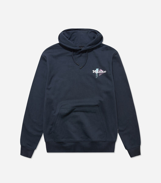 Nicce Mens Miami Os Hood | Navy, Hoodies