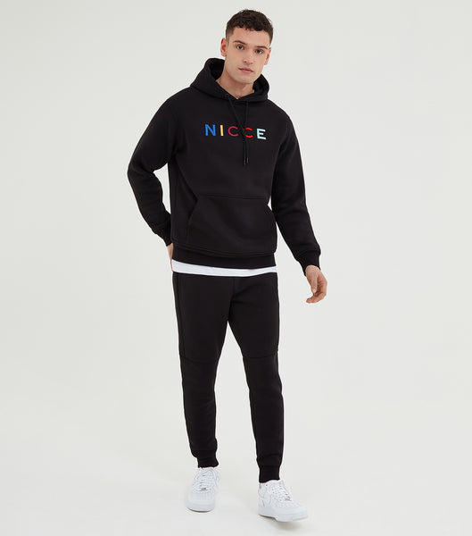 NICCE Mens Dallas Joggers | Black, Joggers