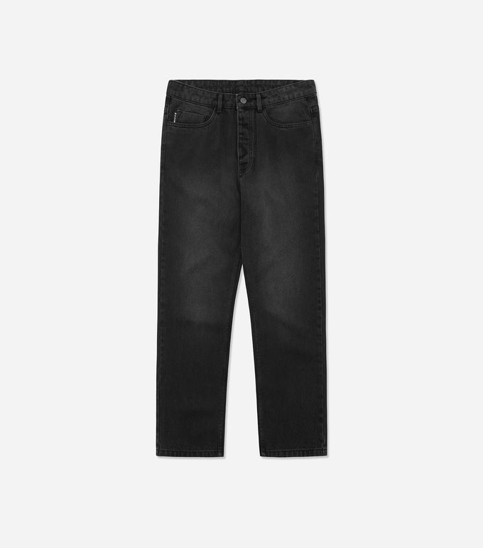 NICCE Mens London Jeans | Black, Jeans