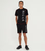 Nicce Mens Reflective Race T-Shirt | Black, T-Shirts