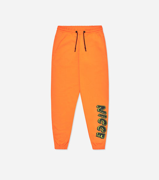 NICCE Womens Alpha Joggers | Shocking Orange, Joggers