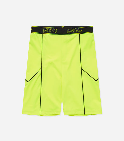 NICCE Womens Carbon Cycling Shorts | Neon Yellow, Shorts