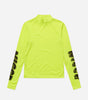 NICCE Womens Venom LS Tee | Neon Yellow, Tops