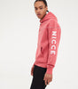 NICCE Mens Alpha Hood | Holly Berry, Hoodies