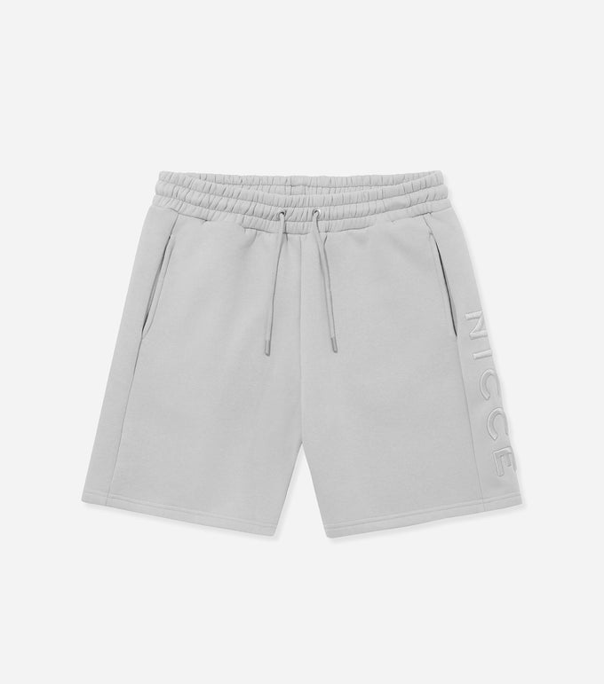 NICCE Mens Mercury Shorts | Stone Grey, Shorts