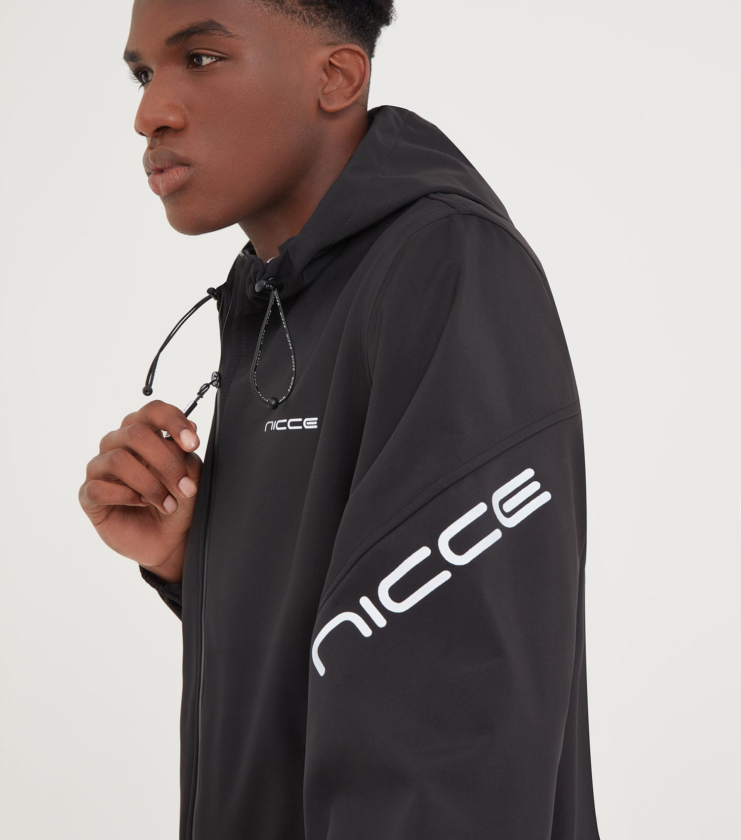 NICCE Mens Nexo Jacket | Black, Outerwear