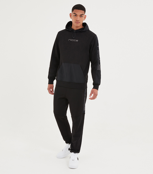 NICCE Mens Axe Jogger | Black