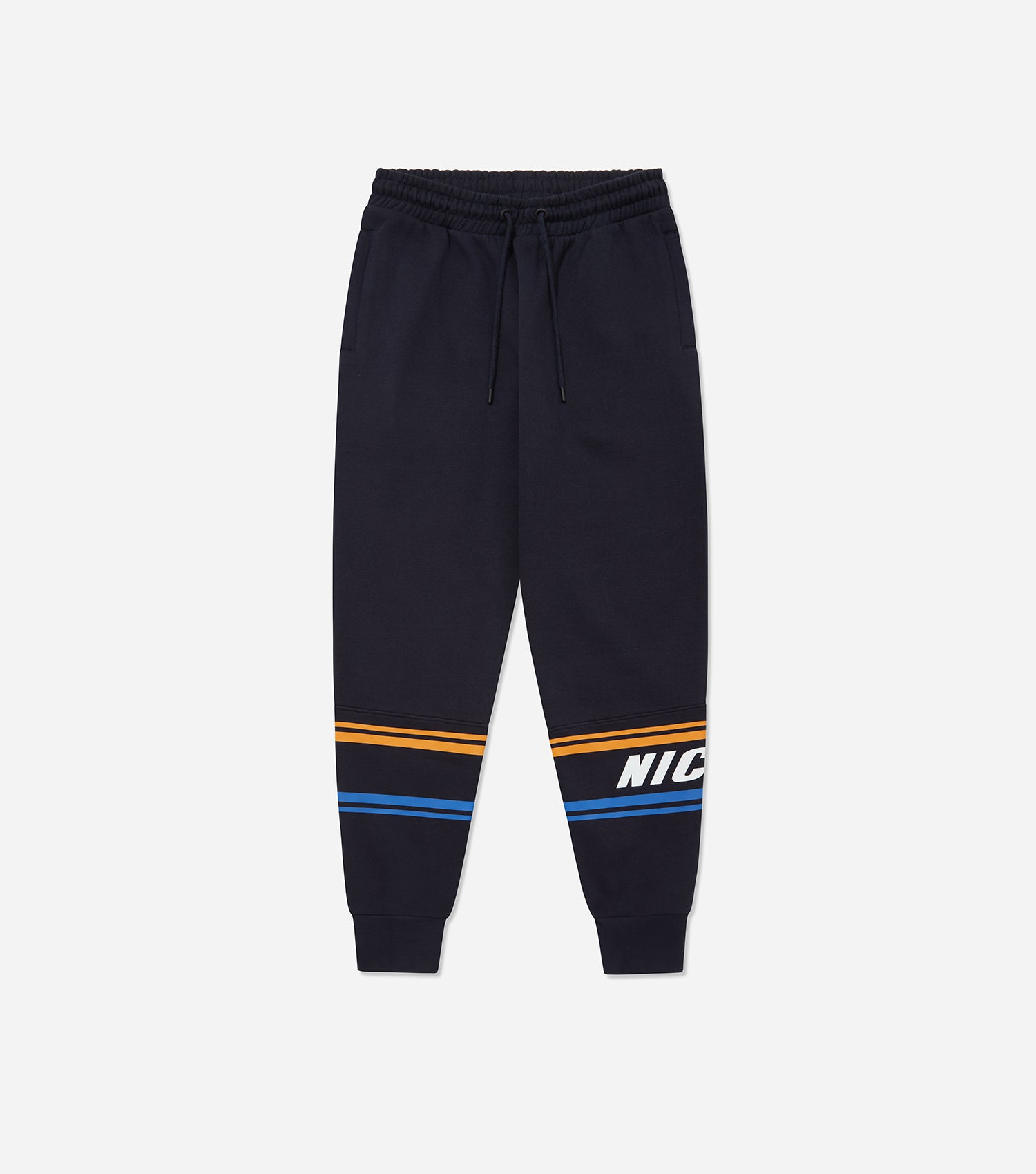NICCE Mens Border Joggers | Deep Navy, Joggers