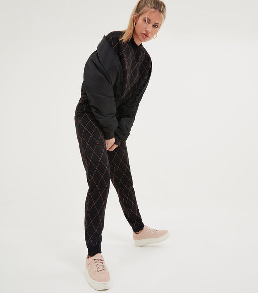 NICCE Womens Maze Joggers | Black