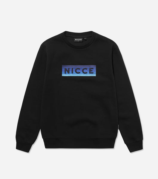 Nicce Mens Alto Sweat | Black