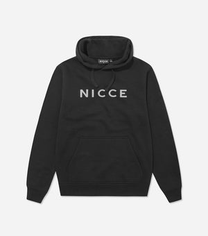 Nicce Mens Shine Hood I Black