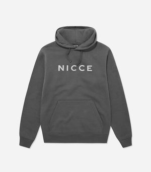 Nicce Mens Shine Hood I Coal
