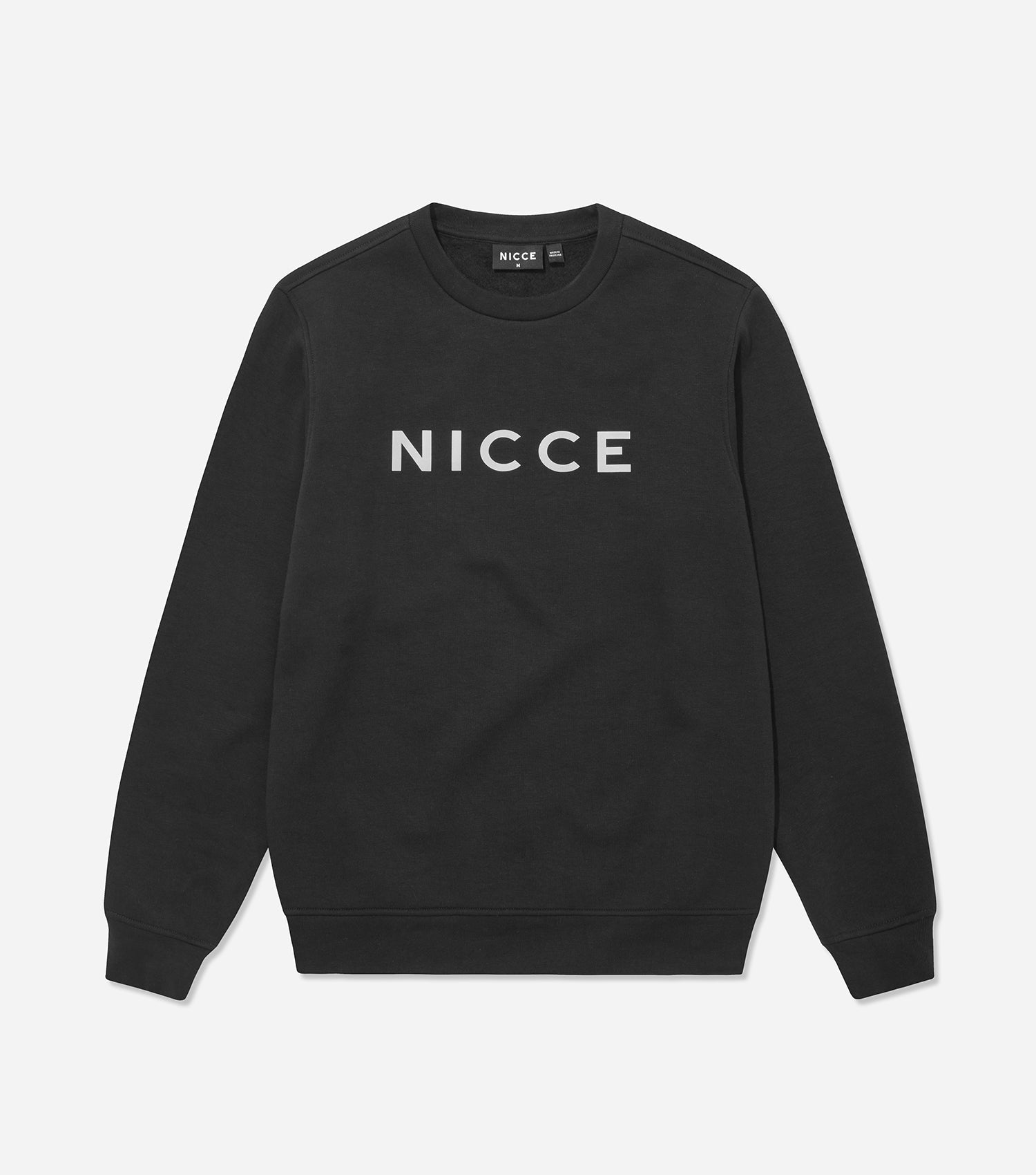 Nicce Mens Shine Sweat | Black