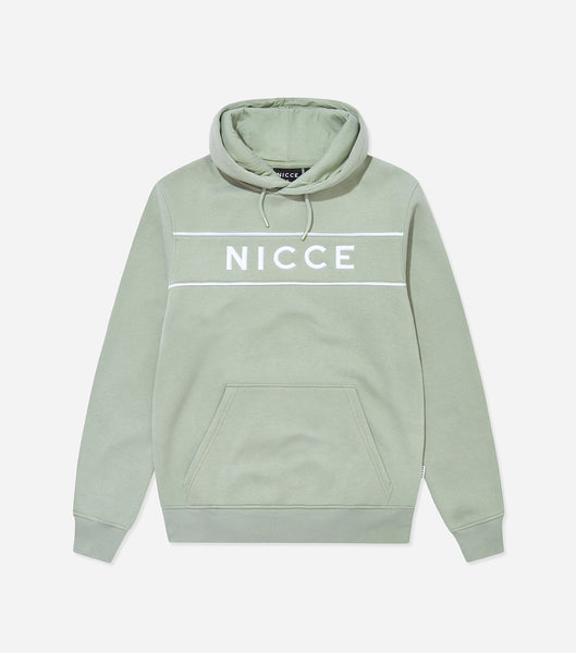 Nicce Mens Geti Hood | Spearmint