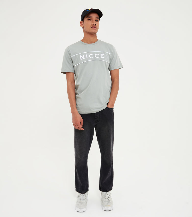 Nicce Mens Geti T-Shirt | Spearmint