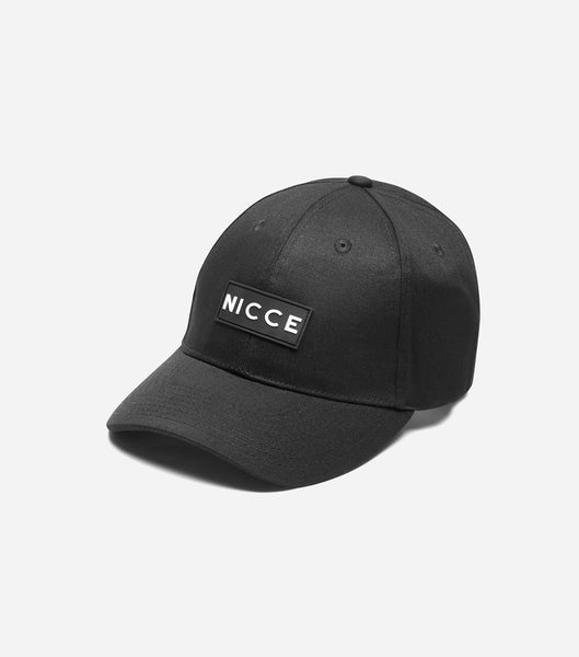 NICCE Mens Acer Cap | Black