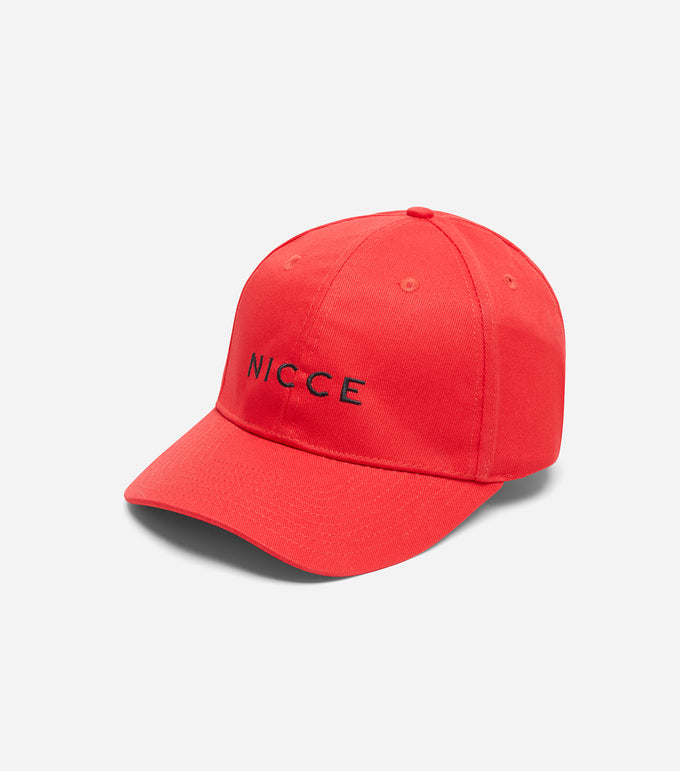 NICCE Mens Antonio Cap | Red