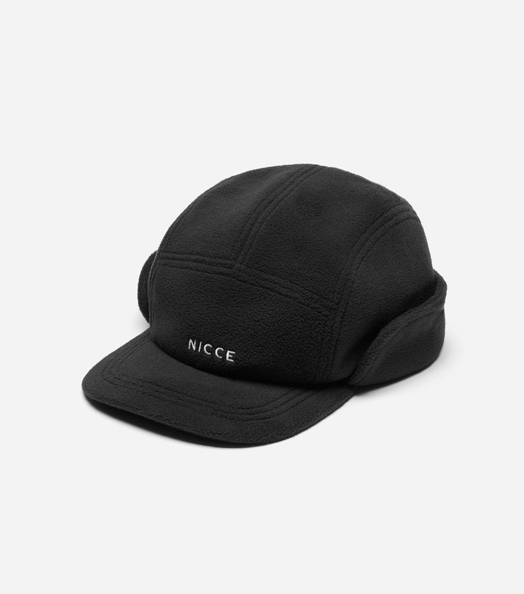 NICCE ARCTIC TRAPPER HAT | BLACK