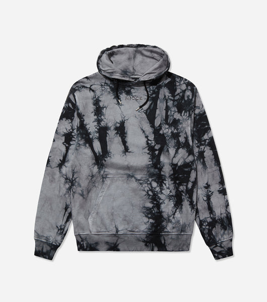 NICCE Mens Cosmic Hood | Black, Hoodies