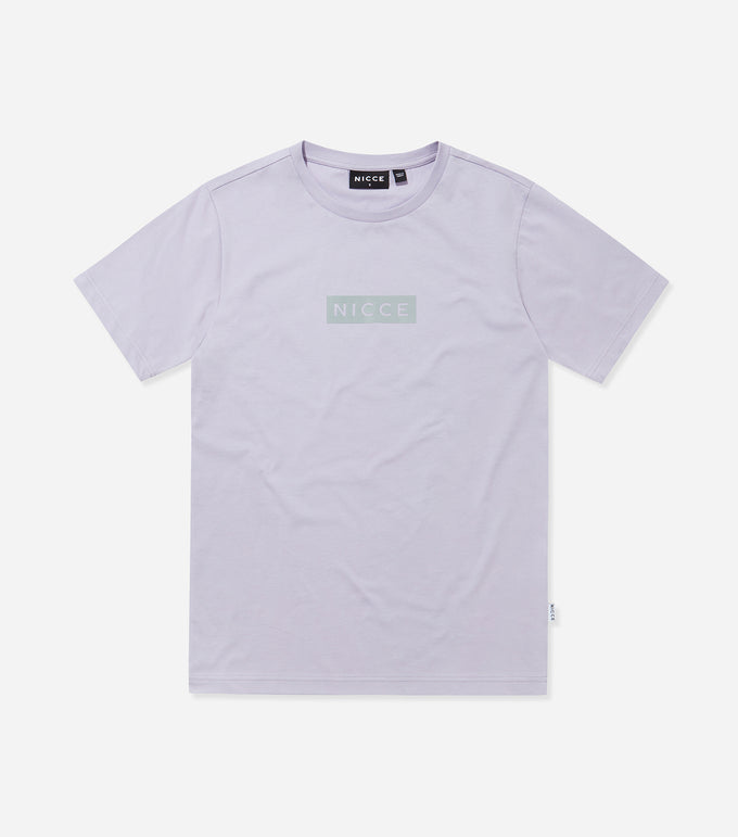 NICCE Mens Base T-Shirt | Lilac, T-Shirts
