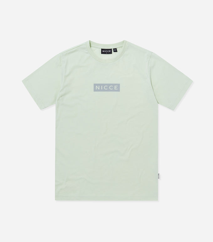 NICCE Mens Base T-Shirt | Green, T-Shirts