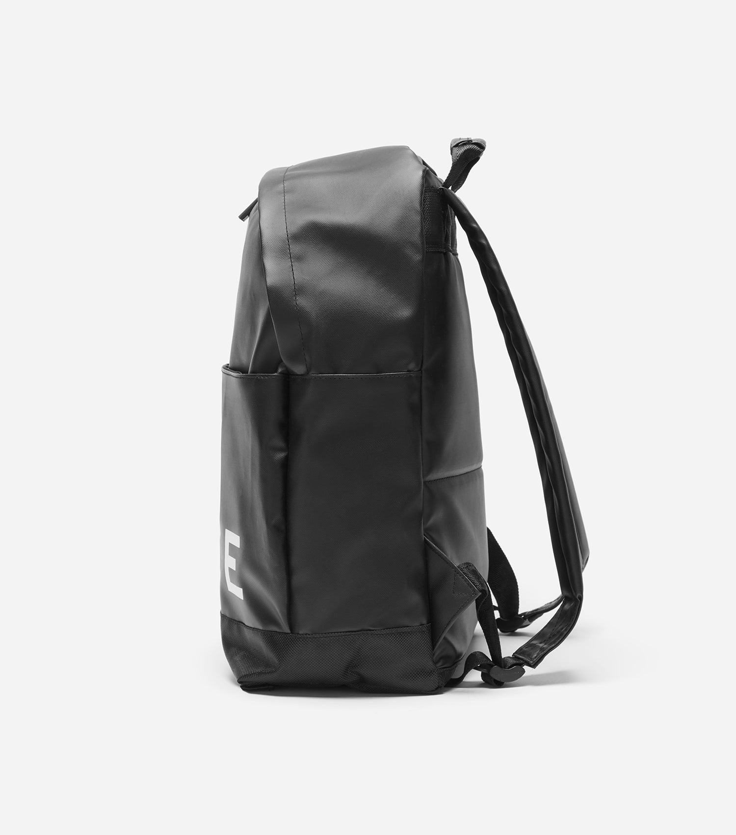 87d168a817b2c8 ... Cain backpack in black. Featuring interior laptop sleeve