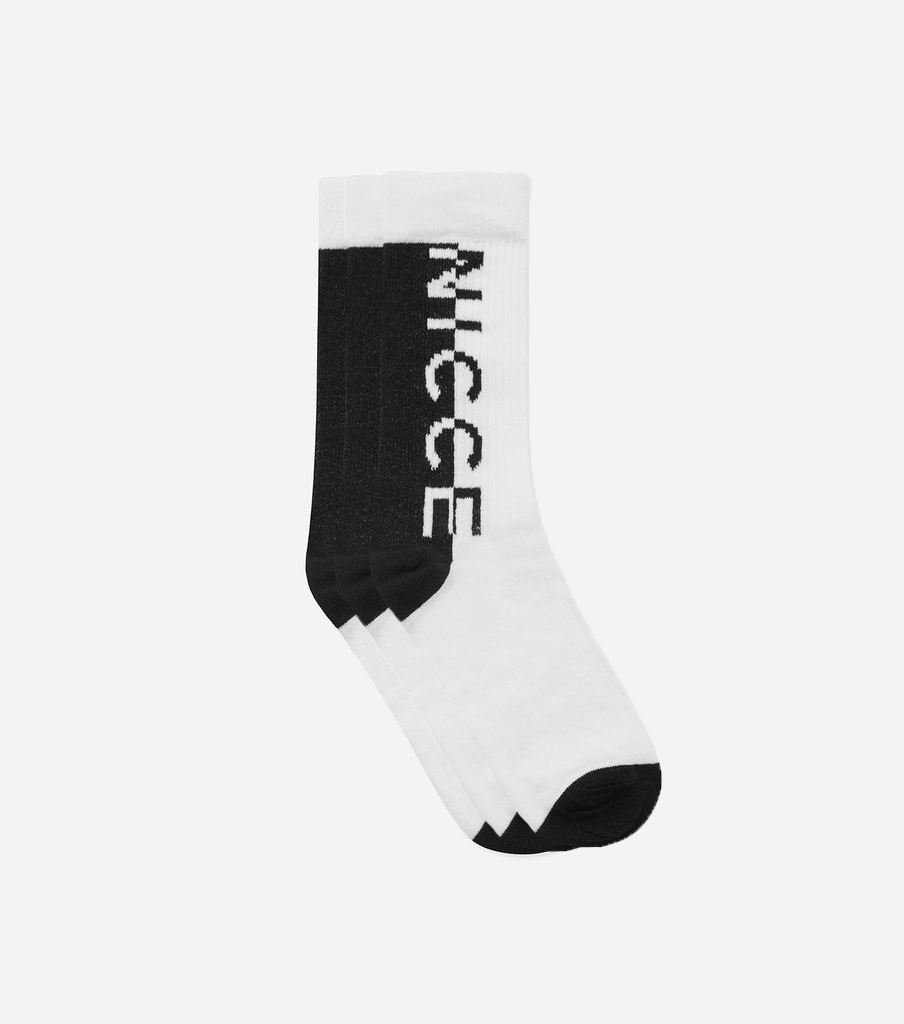 NICCE Womens Carso Socks | White, Socks