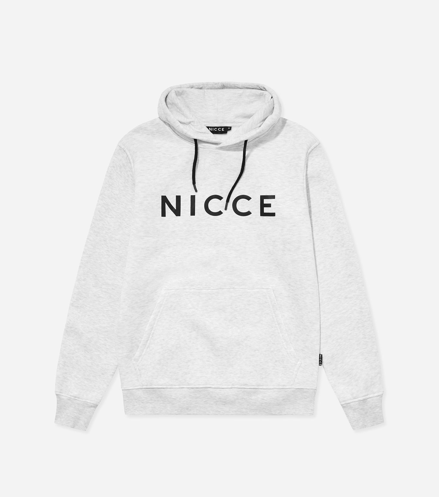 NICCE Mens Original Hood | Birch Grey, Hoodies