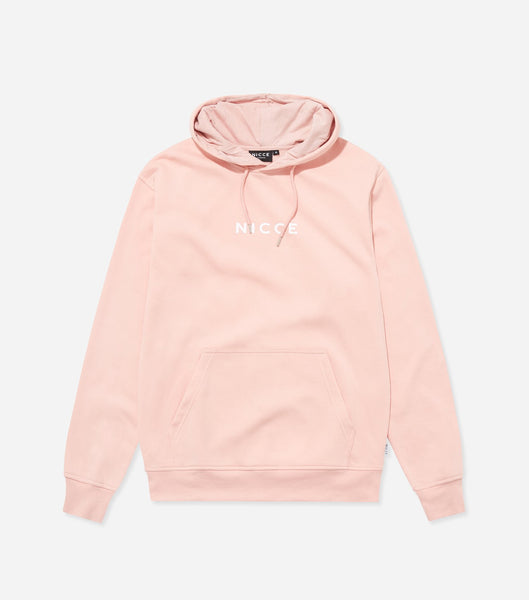 A relaxed style and classic piece, the Original Hood has an oversized shape, drawstring hood and is finished with the NICCE original logo. An essential for every wardrobe.