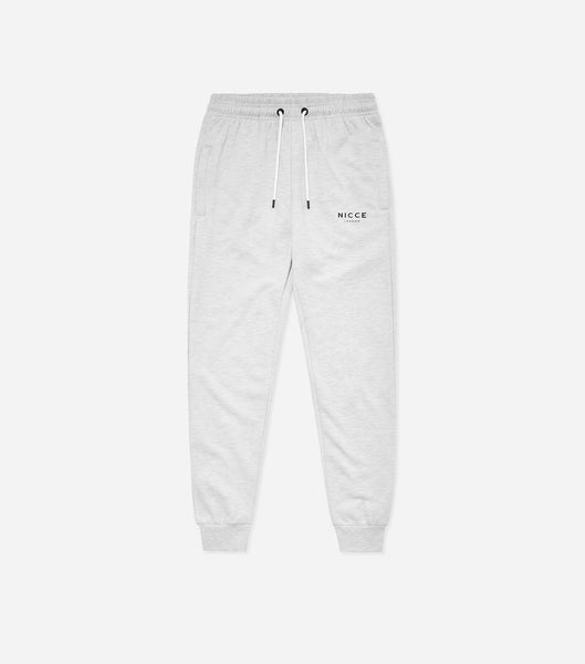 These trousers in birch grey are made from soft, stretchy material with original logo and zip up front pockets. A relaxed fit that taper towards the ankle, they have an elasticated waistband and drawstring waist. Wear with any other piece from the original collection for comfort and style.