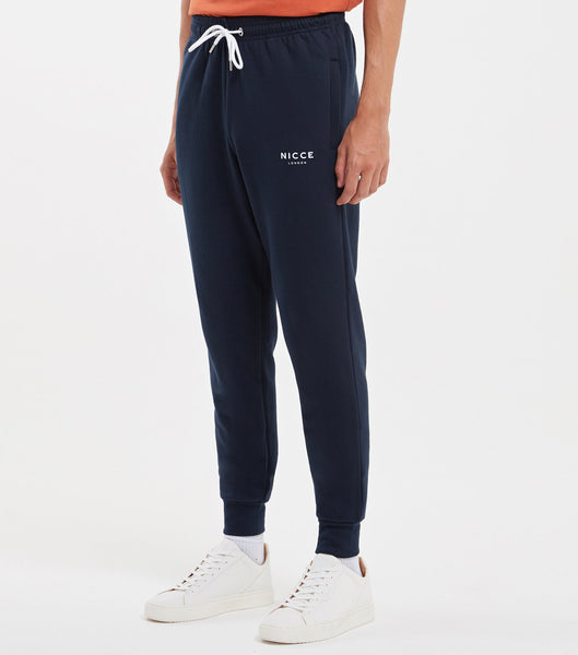 These trousers are made from soft, stretchy material with original logo and zip up front pockets. A relaxed fit that taper towards the ankle, they have an elasticated waistband and drawstring waist. Wear with any other piece from the original collection for comfort and style.
