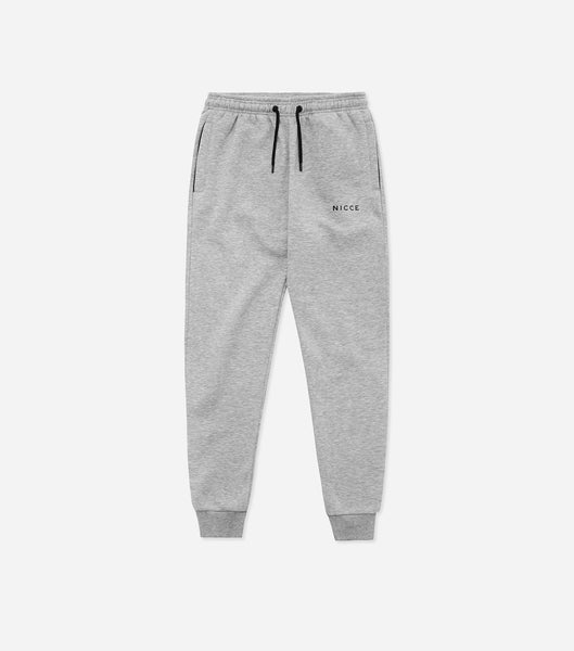 These trousers in grey are made from soft, stretchy material with original logo and zip up front pockets. A relaxed fit that taper towards the ankle, they have an elasticated waistband and drawstring waist. Wear with any other piece from the original collection for comfort and style.