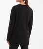 NICCE WOMENS ORIGINAL LONG SLEEVE T-SHIRT | BLACK