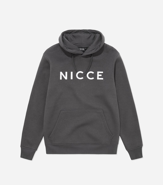 NICCE Mens Original Hood | Coal