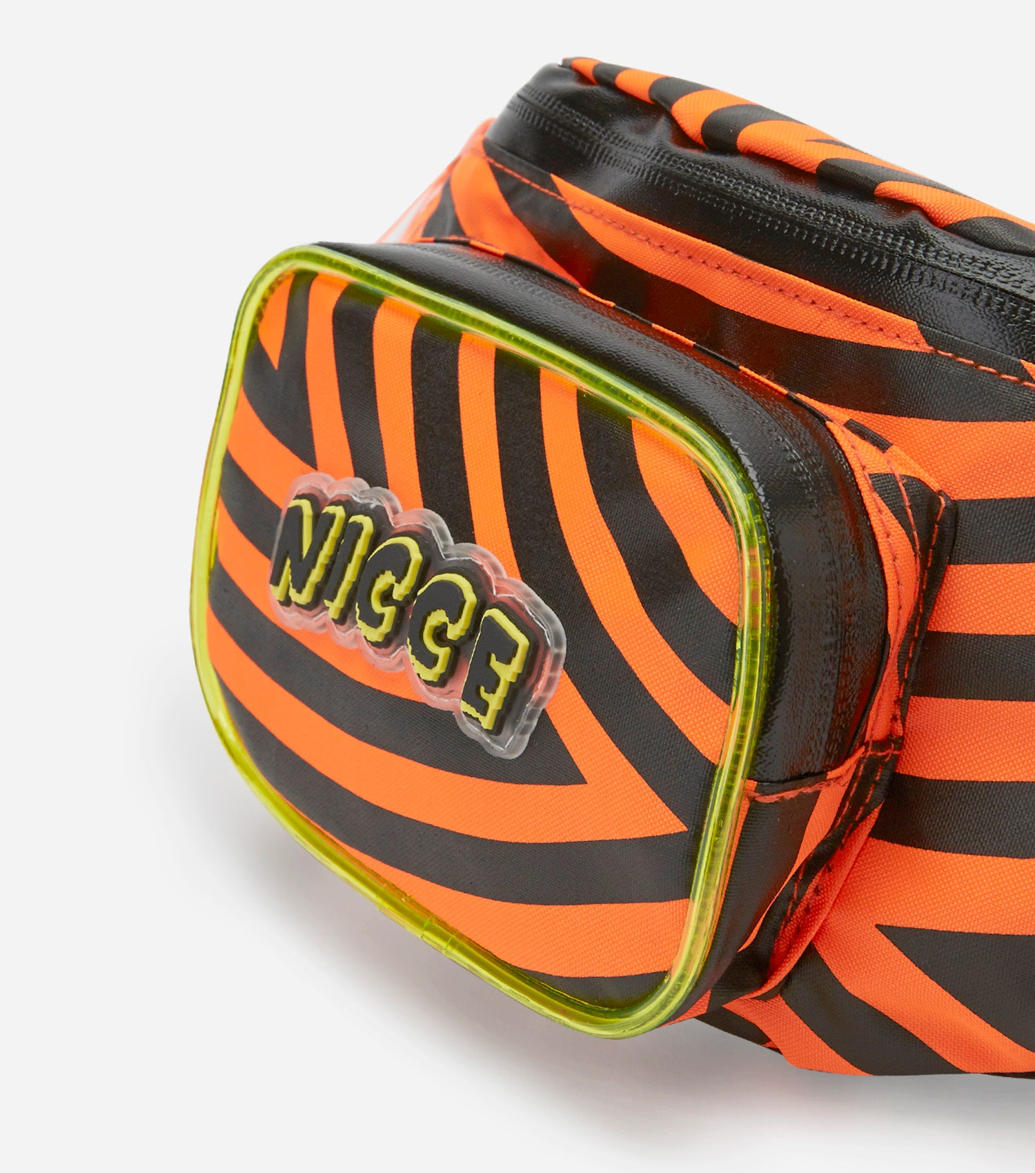 NICCE Womens Creep Bag | Shocking Orange / Black, Bags