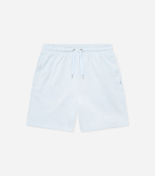 These blue shorts are part of our original collection and feature an elasticated waist and the NICCE logo. Designed in a relaxed fit these shorts are an every day throw on essential.