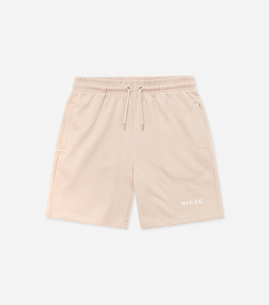 These pink shorts are part of our original collection and feature an elasticated waist and the NICCE logo. Designed in a relaxed fit these shorts are an every day throw on essential.