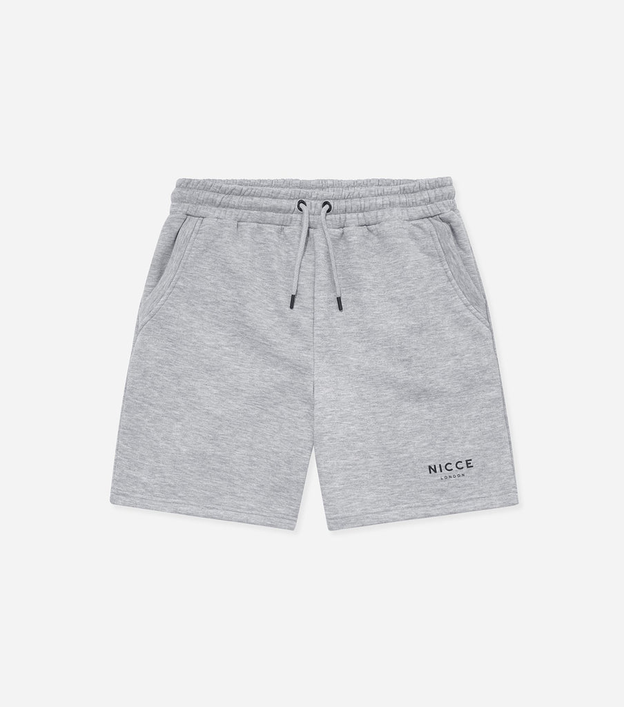These grey shorts are part of our original collection and feature a contrasting drawstring, elasticated waist and the NICCE logo. Designed in a relaxed fit these shorts are an every day throw on essential.