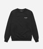 This black sweatshirt is made from soft cotton mix featuring the NICCE logo on the front. A casual fit, it has round neckline and long sleeves, a great layering piece, essential for every wardrobe.