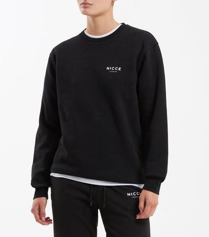 NICCE ORIGINAL SWEAT | BLACK