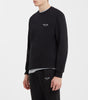 NICCE LONDON MENS ORIGINAL SWEAT | BLACK